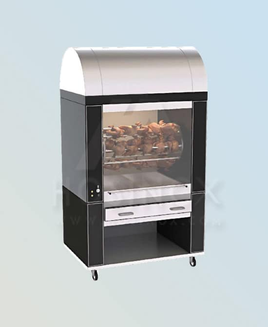 B&M Chicken grill - HOSINOX