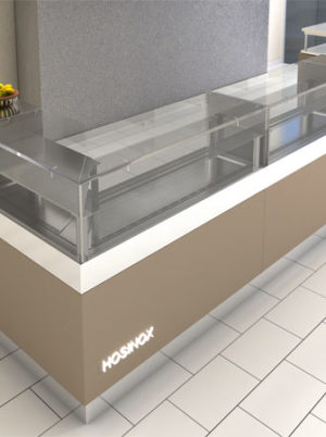 Display counter HOSINOX